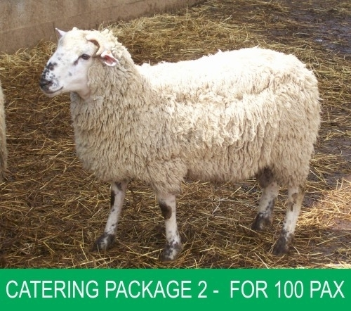 Picture of Aqiqah Sheep (Australia) with Catering Package 2 - Fortnightly